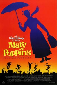 Mary Poppins 50 aniversario