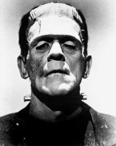El monstruo de Frankenstein - Boris Karloff