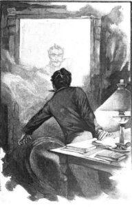 Ilustracion de El Horla s. XIX