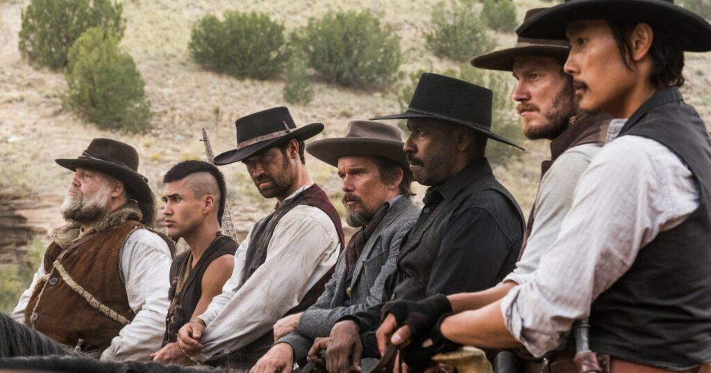 The Magnificent Seven cast