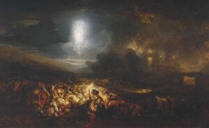 Turner - El campo de Waterloo