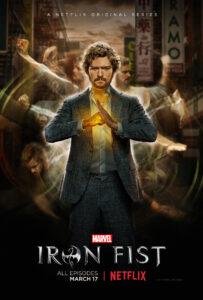 Iron Fist Netflix