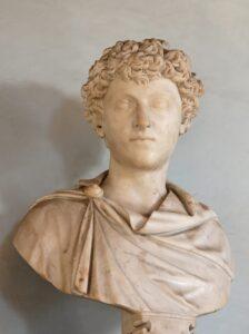Marco Aurelio joven