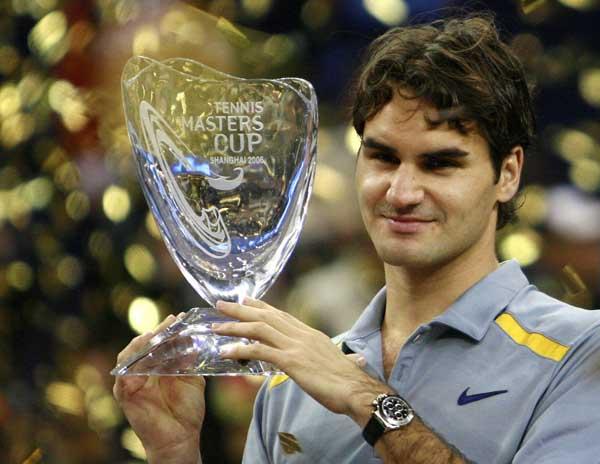 Resultado de imagen de federer masters 2006