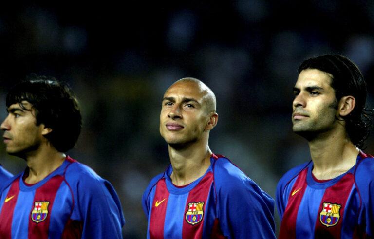 ¿Cuánto mide Henrik Larsson? - Real height Henrik-Larsson-Barcelona-768x491