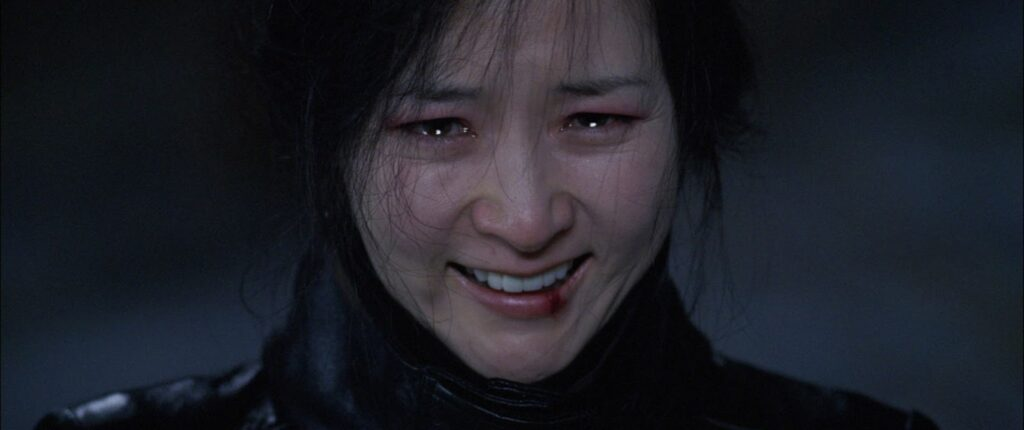 Cinefórum Lxxiv Sympathy For Lady Vengeance La Soga