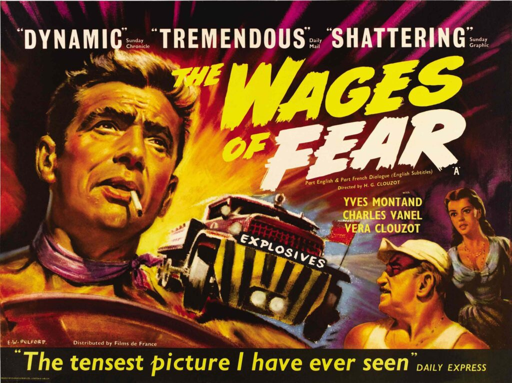 Cinefórum: El salario del miedo